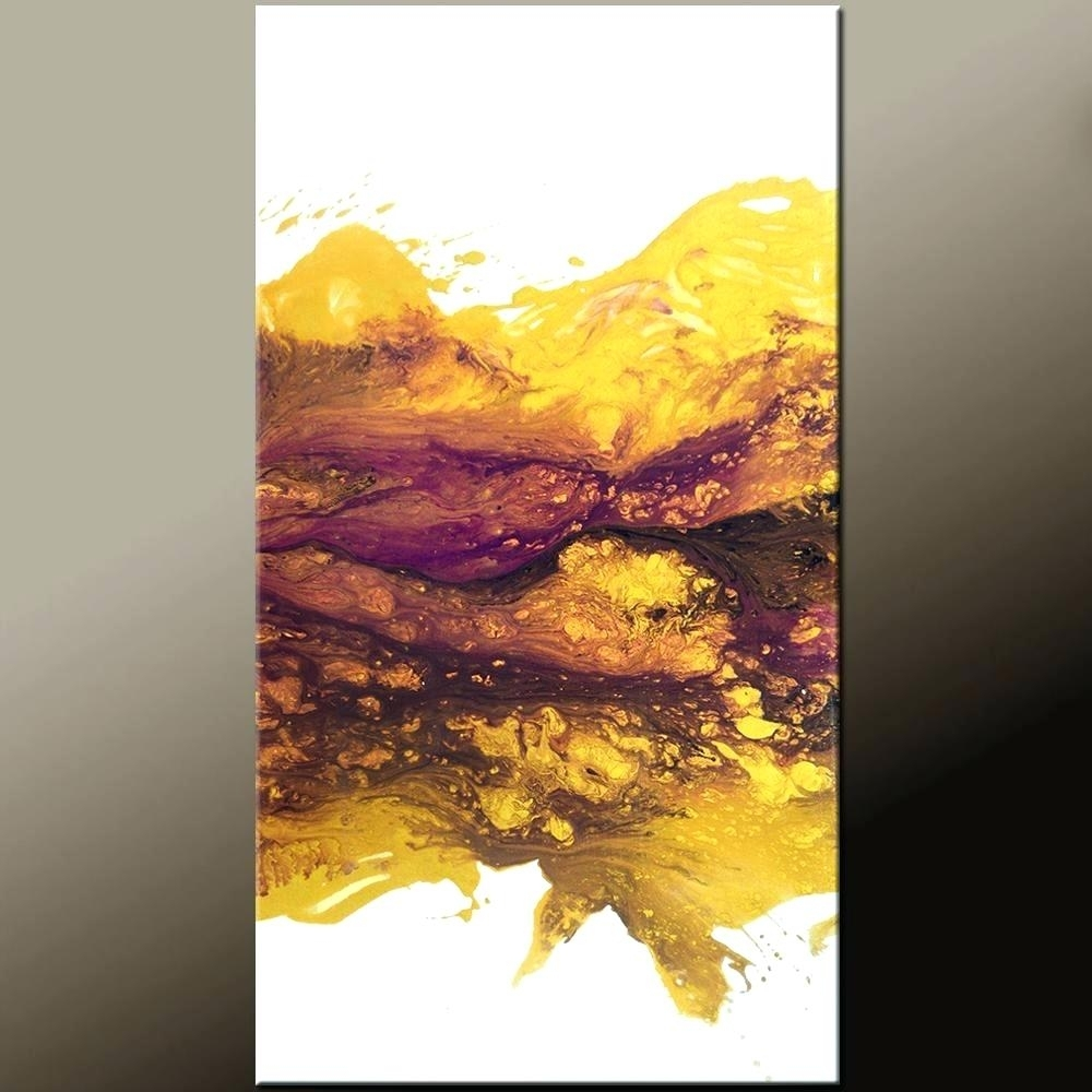 Wall Arts ~ Large Abstract Canvas Art Canada Abstract Canvas Art Pertaining To Most Recently Released Abstract Wall Art Canada (View 18 of 20)