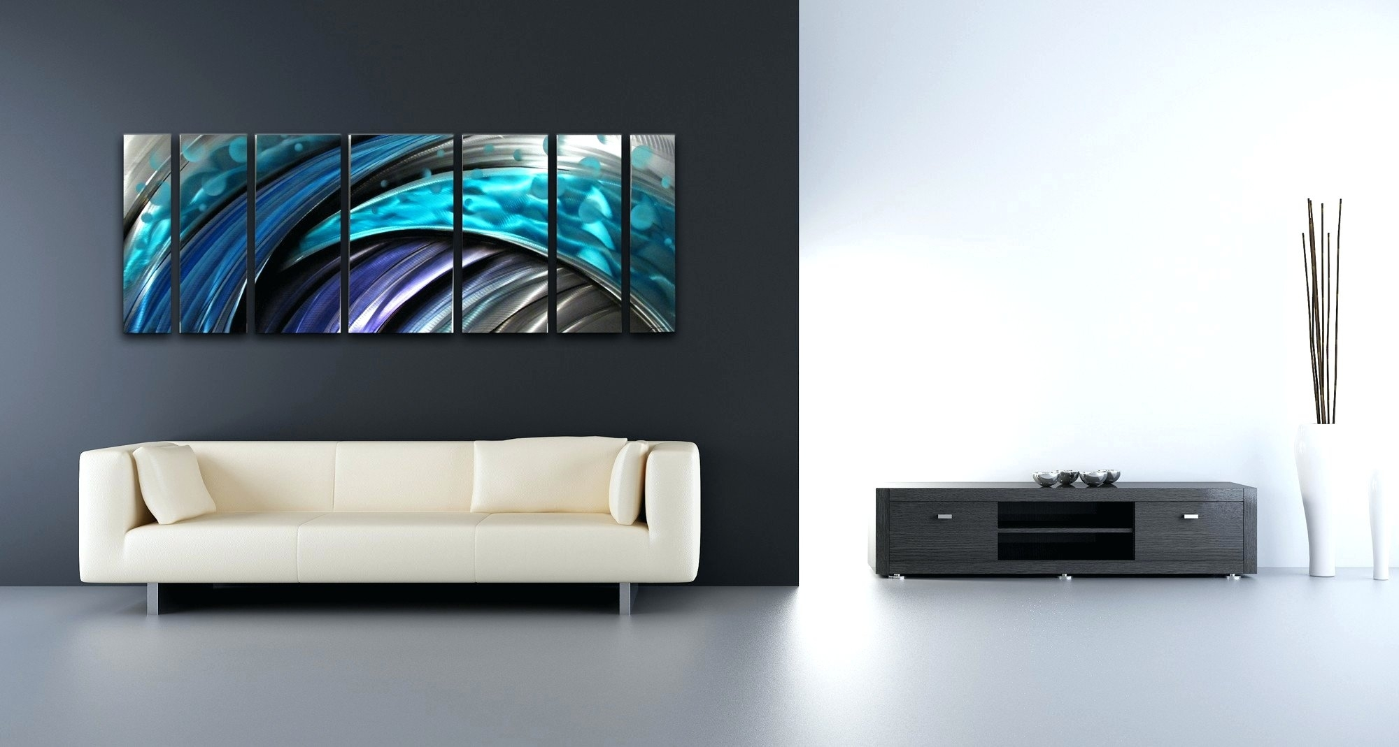 Wall Arts ~ Unique Metal Wall Art A Modern Modern Metal Wall Art Throughout 2018 Abstract Metal Wall Art Australia (View 10 of 20)