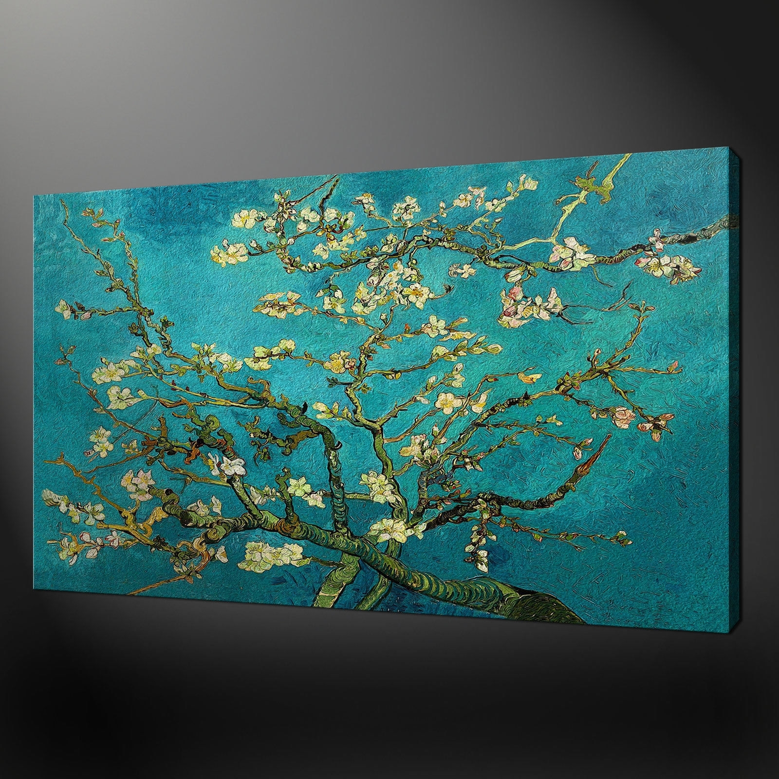10 Best Collection Of Oversized Teal Canvas Wall Art Regarding Most Recent Next Canvas Wall Art (View 1 of 15)