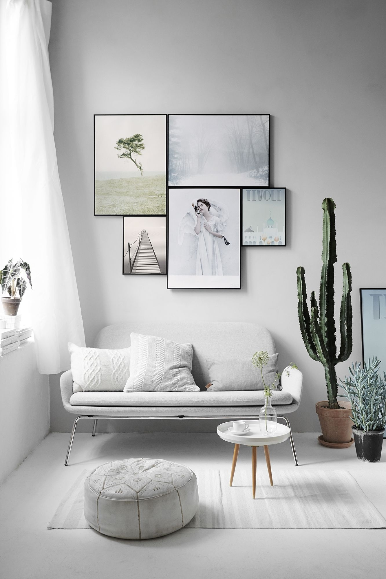 10 Scandinavian Style Interiors Ideas | Pastel Interior With Regard To Most Recently Released Scandinavian Fabric Wall Art (View 13 of 15)