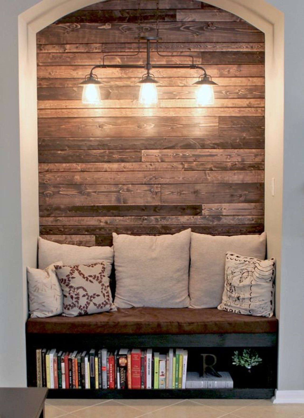 10 Signs Wood Accent Walls Are The Next Hot Home Decor Trend With Regard To Most Popular Wooden Wall Accents (View 1 of 15)