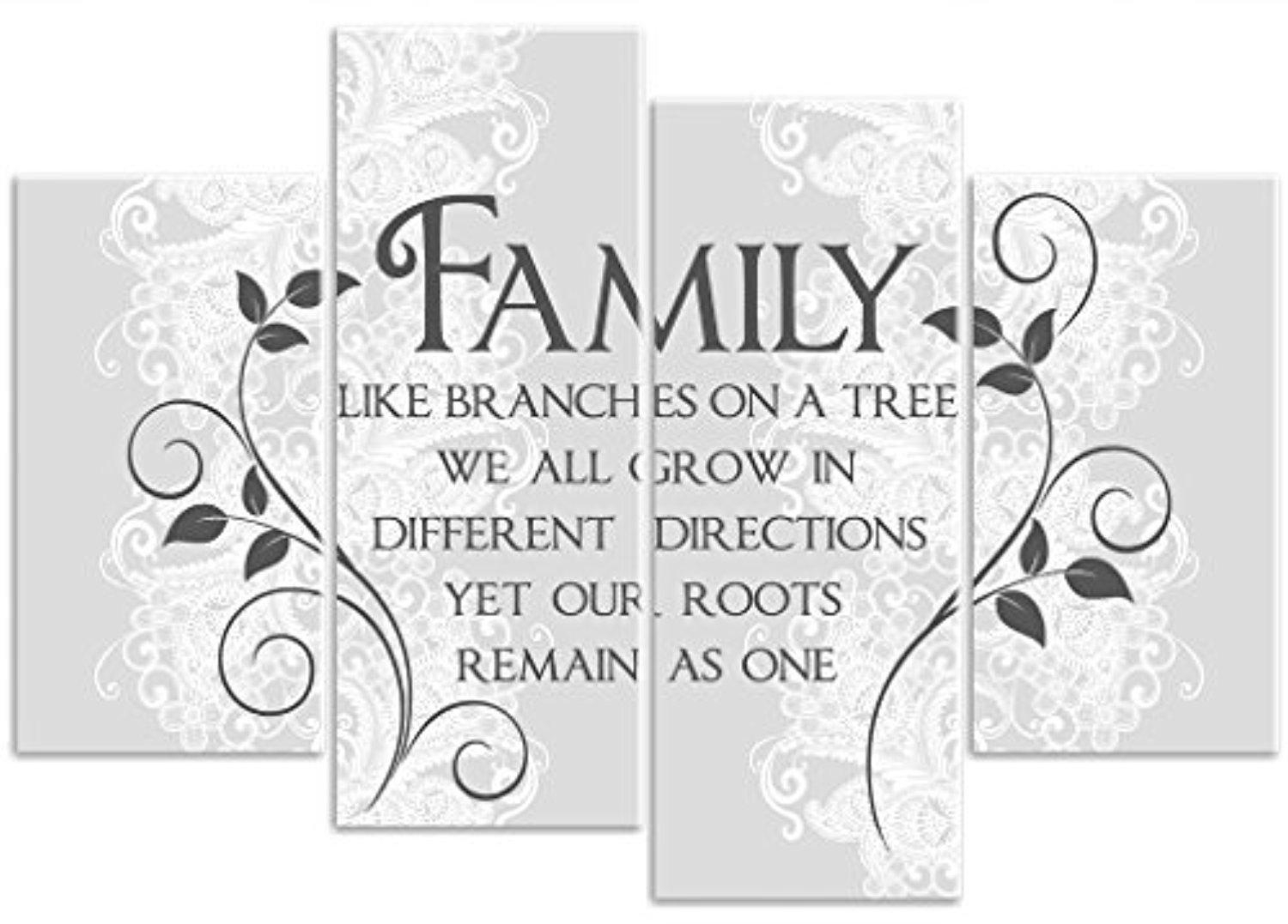100+ [ Canvas Wall Art Family Quotes ] | Wall Decor Wall Art Throughout Most Recently Released Canvas Wall Art Family Quotes (View 9 of 15)