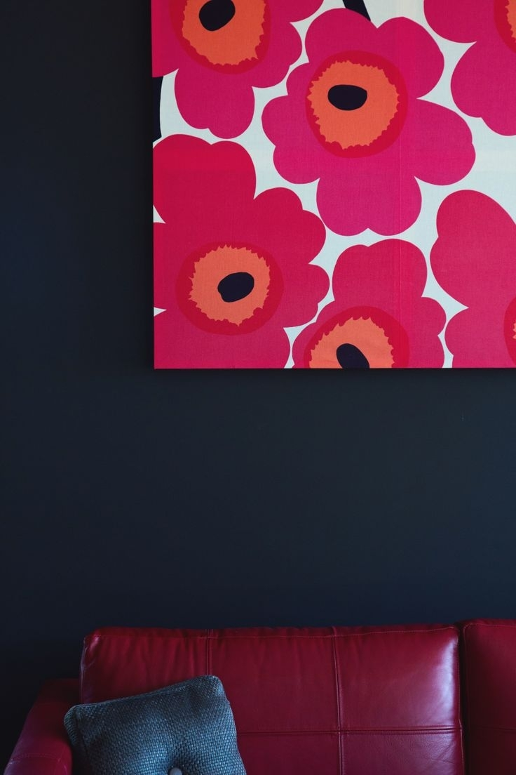 106 Best Marimekko Fabric + Wallpaper Images On Pinterest With Newest Marimekko 'karkuteilla' Fabric Wall Art (View 10 of 15)