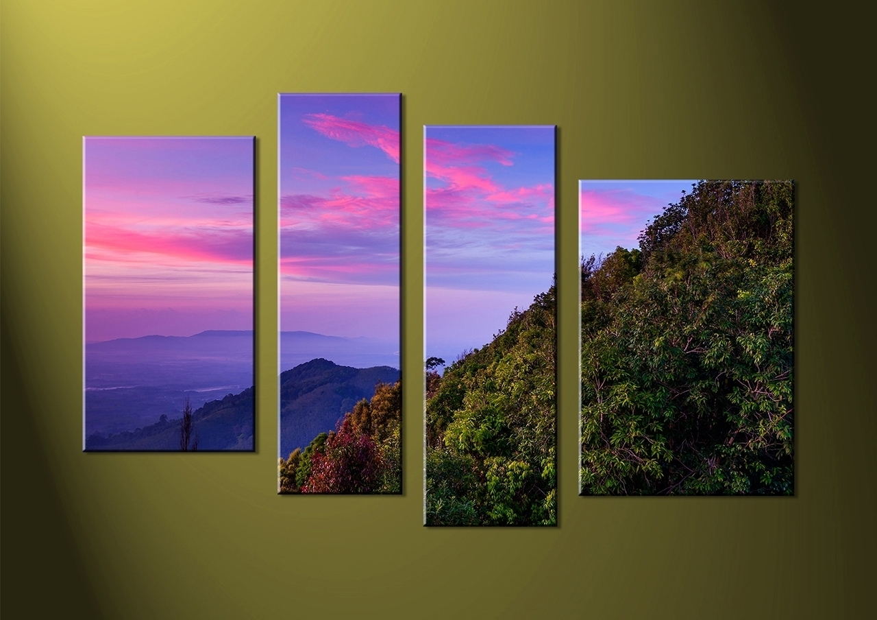 15 Photos Multiple Canvas Wall Art With Current Nature Canvas Wall Art (View 2 of 15)