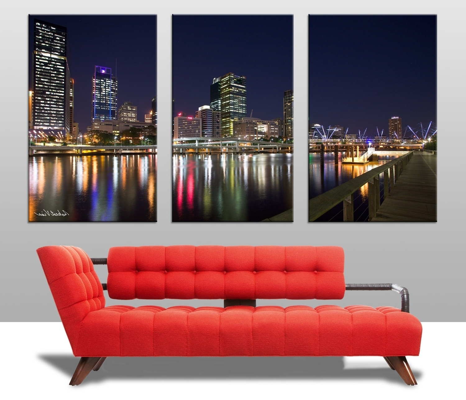 15 The Best Brisbane Canvas Wall Art Intended For 2017 Brisbane Canvas Wall Art (View 3 of 15)