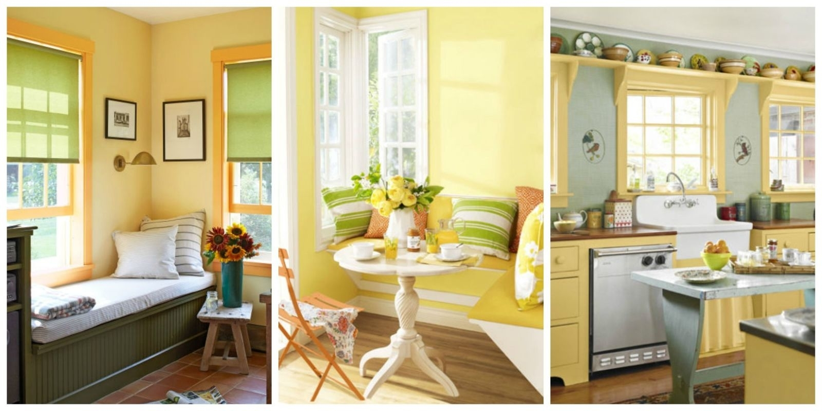 15 Tips To Add Decorative Accents To Your Kitchen | Gosiadesign Regarding 2017 Wall Accents For Yellow Room (View 2 of 15)