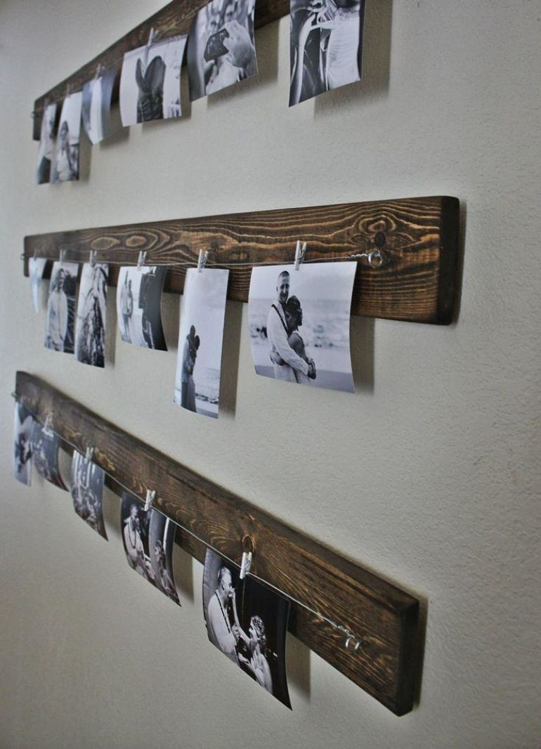 17 Amazing Diy Wall Décor Ideas, Transform Your Home Into An Abode With Regard To 2017 Diy Wall Accents (View 2 of 15)