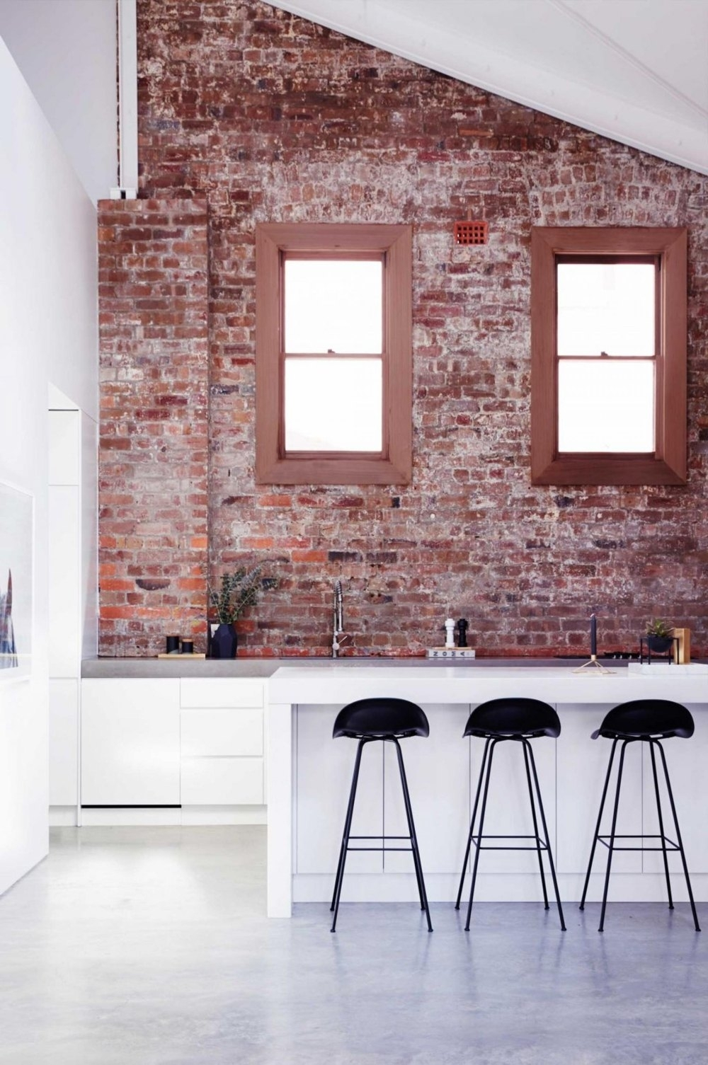 19 Stunning Interior Brick Wall Ideas | Decorate With Exposed With Most Recent Brick Wall Accents (View 2 of 15)