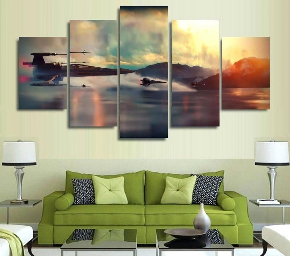 20 Best Of 5 Piece Wall Art Canvas With Current Kohls 5 Piece Canvas Wall Art (View 1 of 15)