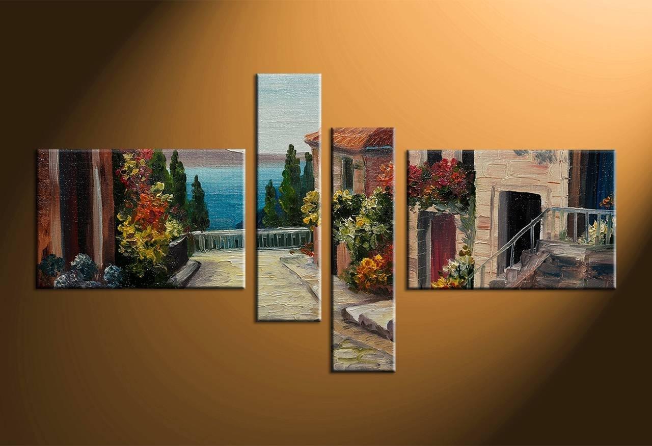 20 Inspirations Of Multi Canvas Wall Art Regarding Recent Ireland Canvas Wall Art (View 1 of 15)