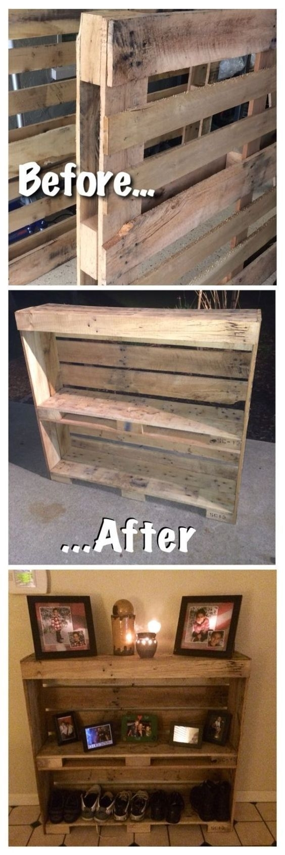 216 Best |Pallets| Images On Pinterest | Pallet Ideas, Pallet Intended For Most Popular Wall Accents Made From Pallets (View 2 of 15)