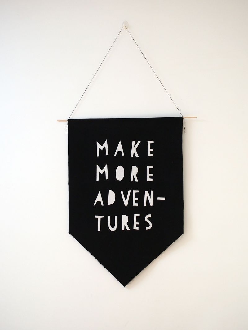 24 Creative Do It Yourself Wall Art Projects Anyone Can Do Throughout Current No Sew Fabric Wall Art (View 6 of 15)