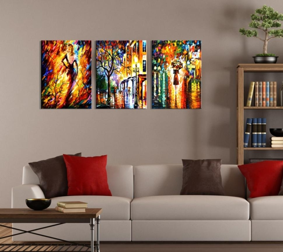 25 Inspirations Of 3 Piece Wall Art Pertaining To Most Recent Canvas Wall Art At Target (View 4 of 15)