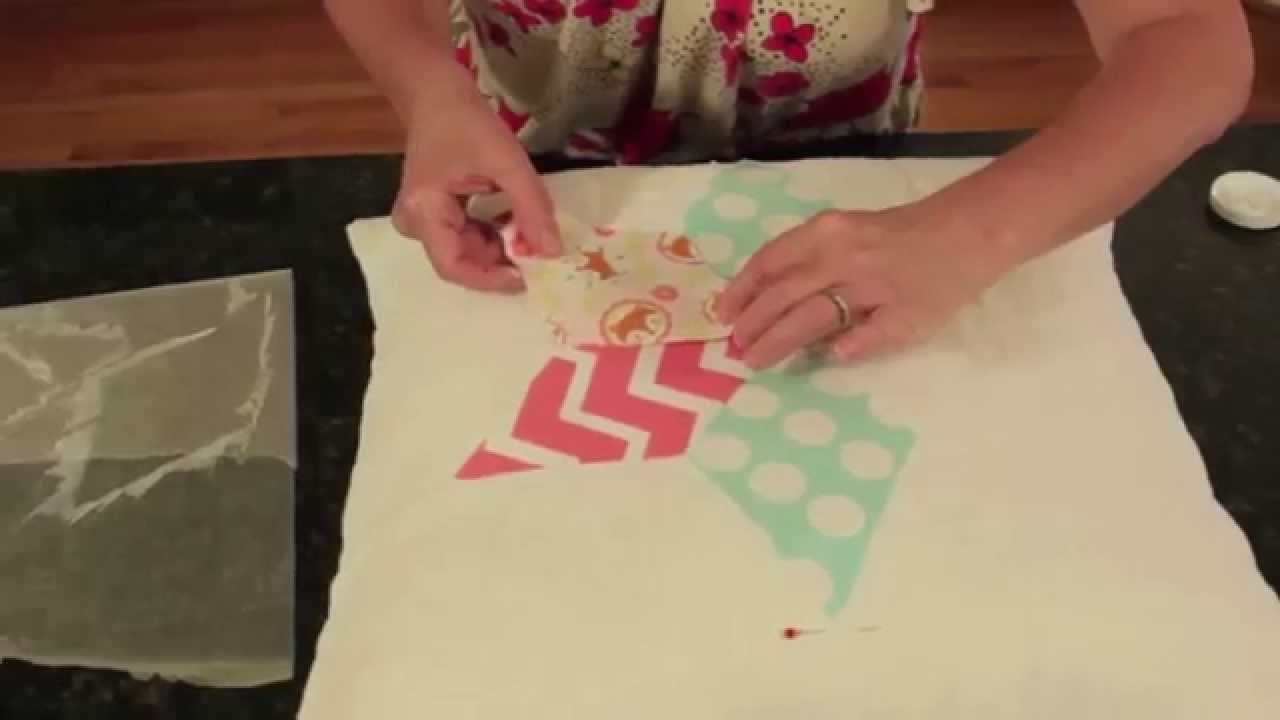 3 Easy Nursery Decor Diy Ideas Using Fabric Mod Podge – Youtube Intended For Most Recent Fabric Wall Art For Nursery (View 3 of 15)