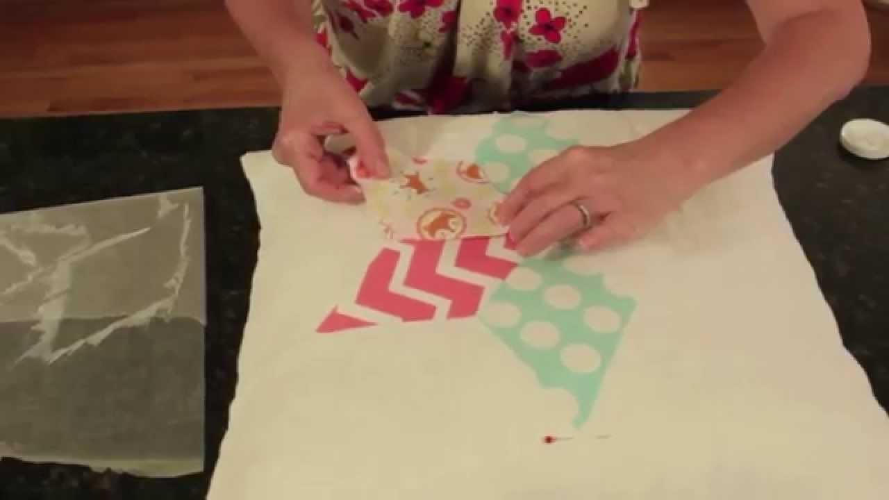 3 Easy Nursery Decor Diy Ideas Using Fabric Mod Podge – Youtube Regarding Current Nursery Decor Fabric Wall Art (View 10 of 15)