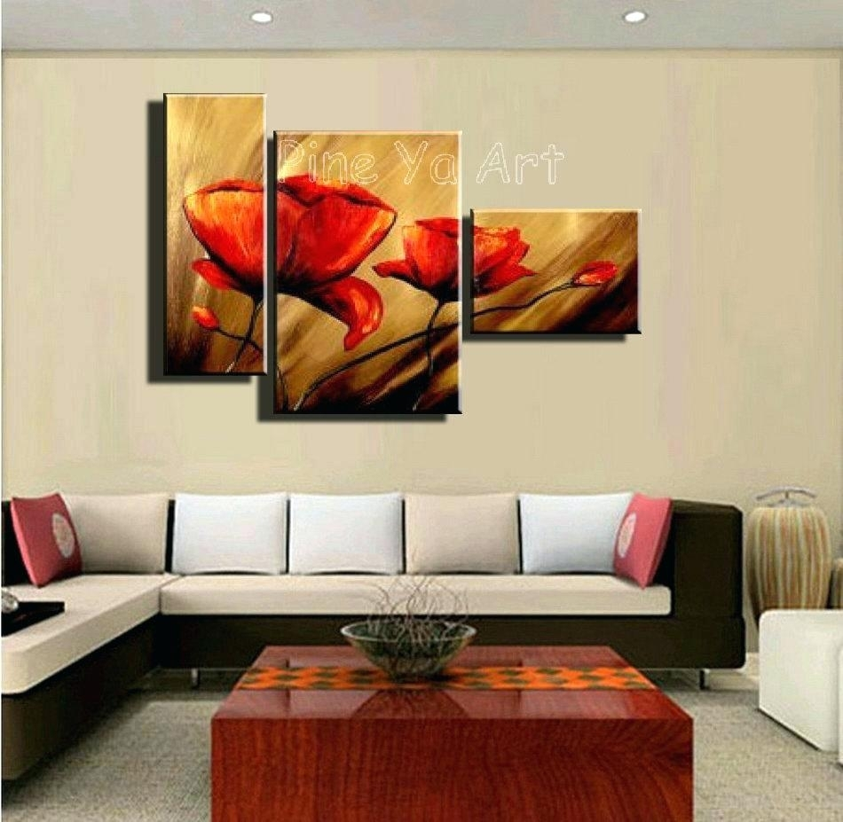 3 Piece Canvas Wall Art – Biophilessurf Regarding 2017 Groupon Canvas Wall Art (View 2 of 15)