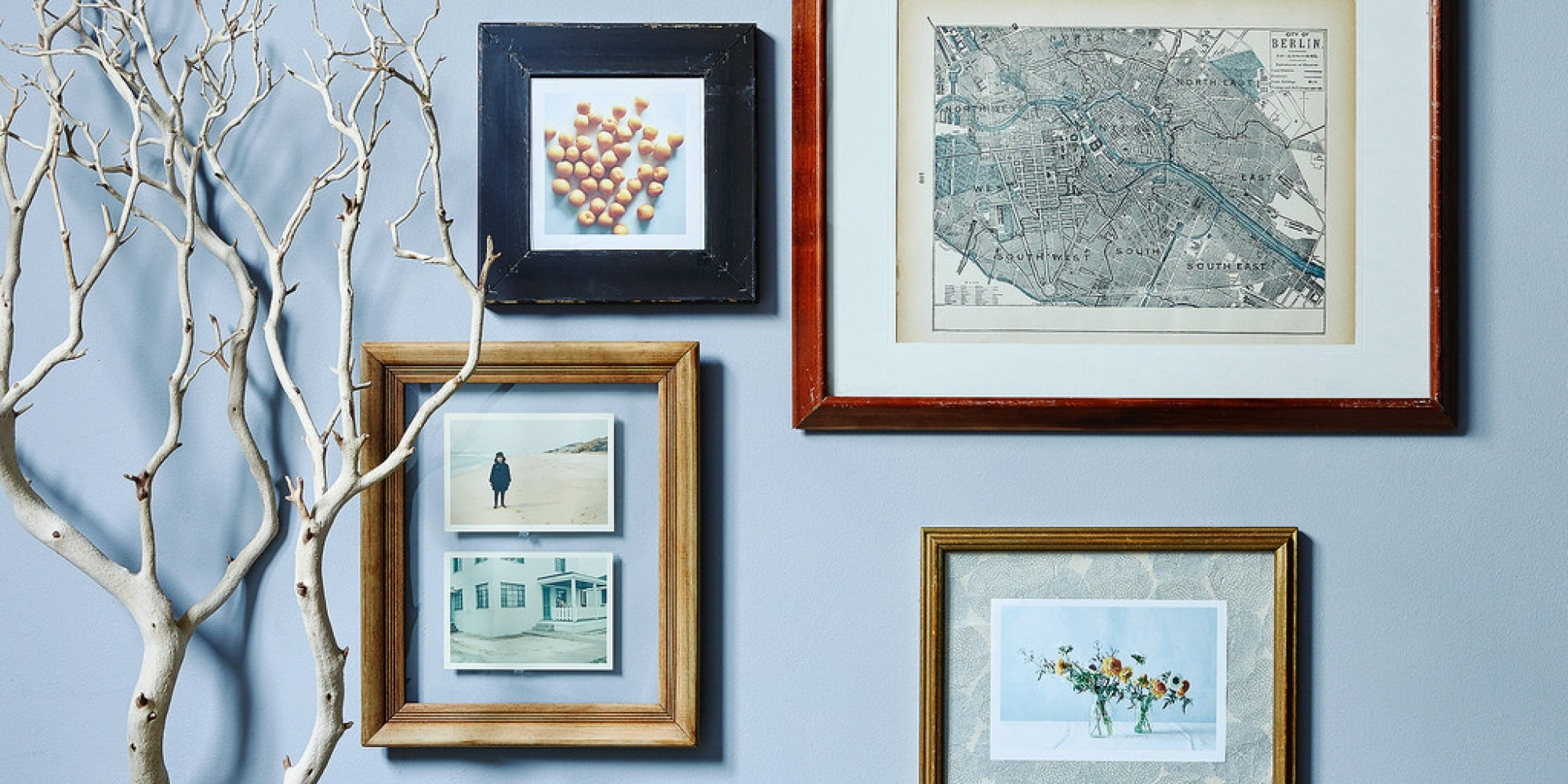 3 Ways To Frame Art That Are Actually Affordable | Huffpost Inside Latest Framed And Matted Art Prints (Gallery 15 of 15)