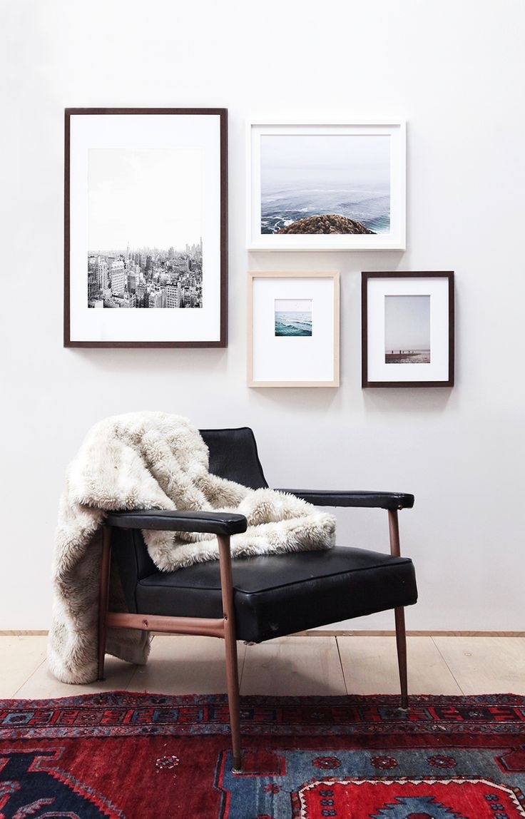 355 Best Frame Ideas For Wall Images On Pinterest | Home Ideas With Regard To 2018 Custom Framed Art Prints (Gallery 9 of 15)