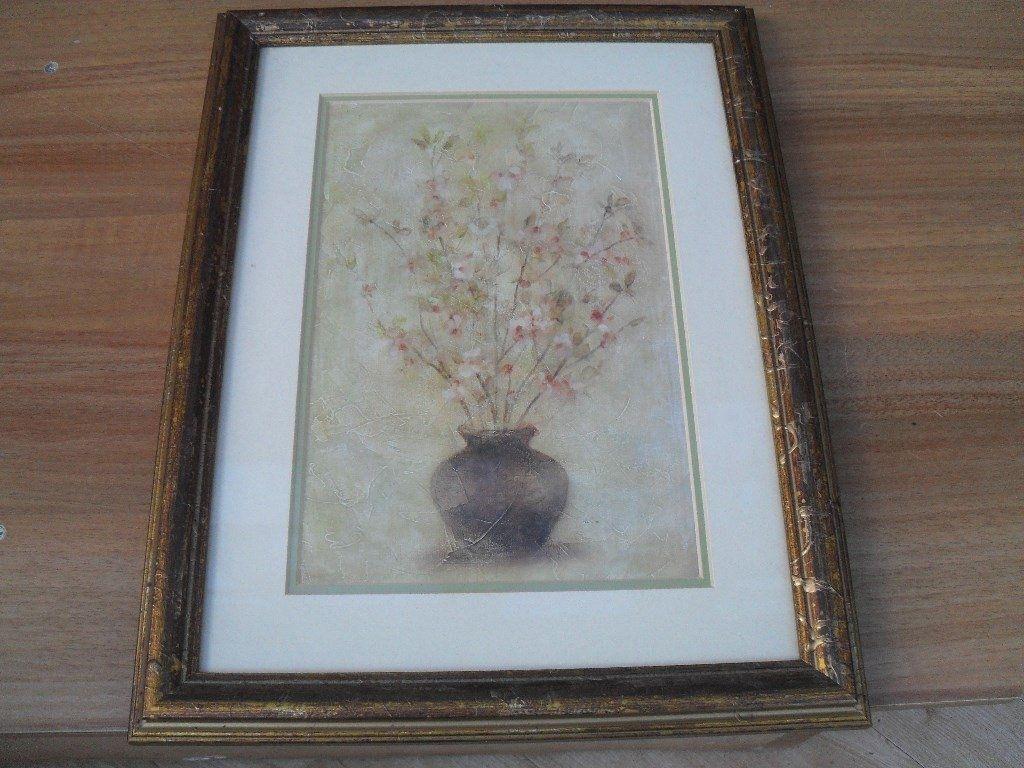 "4 Framed Prints Entitled ""fruit & Flower Blossomscheri Blum Regarding Current Cheri Blum Framed Art Prints (View 12 of 15)"