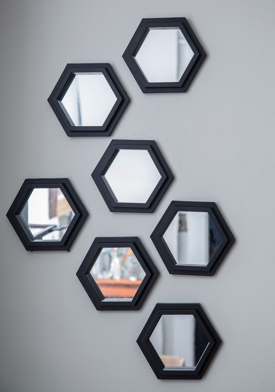 40 Glamorous Wall Mirror Sets | Panfan Site Regarding 2018 Mirror Sets Wall Accents (Gallery 5 of 15)