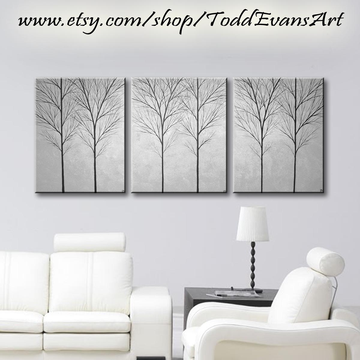 40 Redoubtable Grey Wall Decor   Panfan Site Regarding Most Up To Date Grey And White Wall Accents (View 3 of 15)