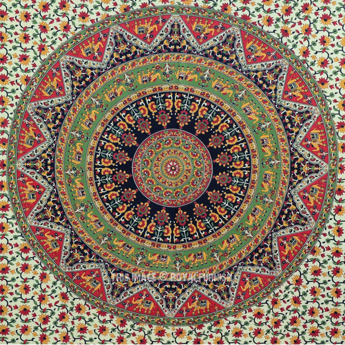 40 Splendid Design Ideas Cloth Wall Hangings | Panfan Site Within Most Recent Indian Fabric Wall Art (View 1 of 15)