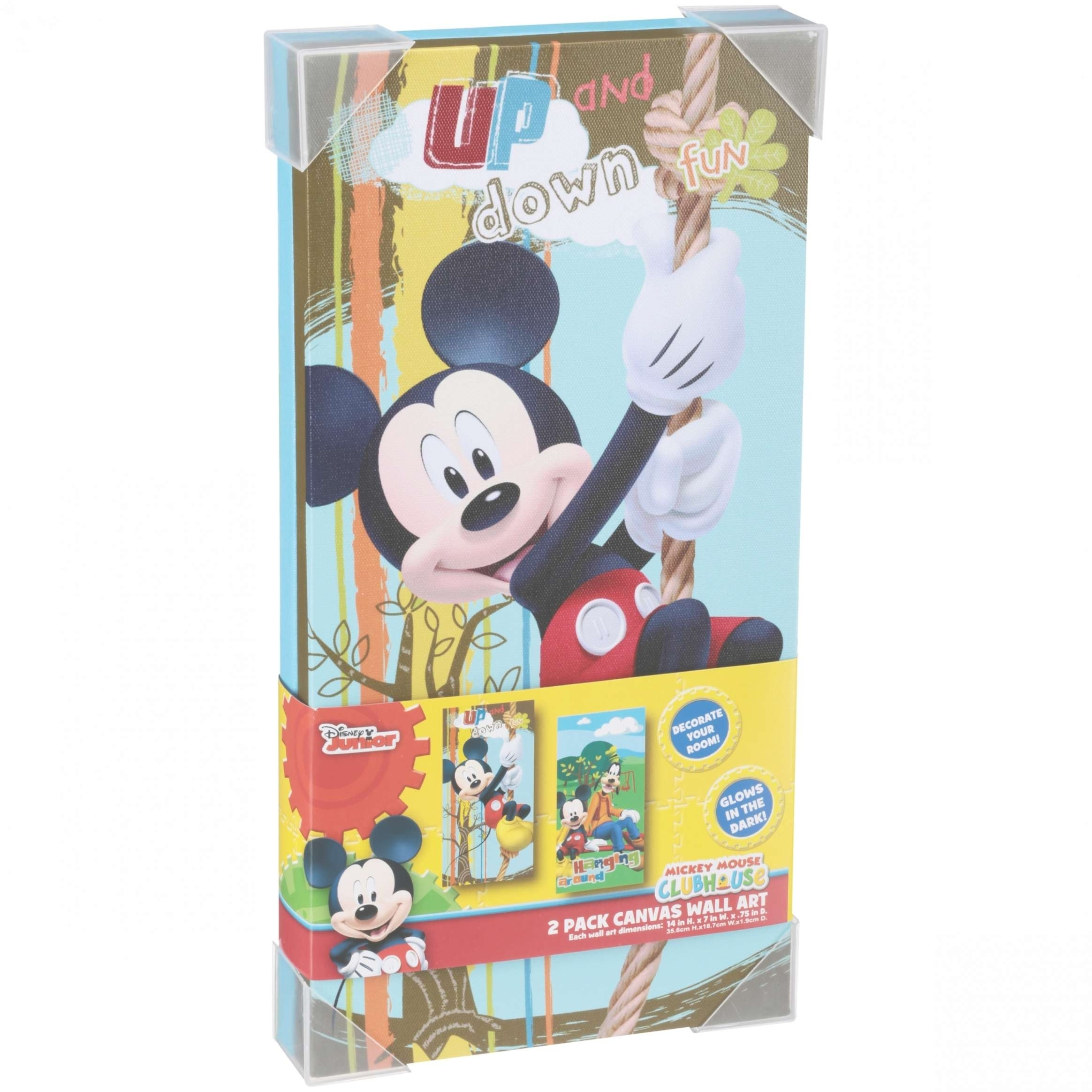 43 Ideas Of Mickey Mouse Canvas Wall Art Within Most Popular Mickey Mouse Canvas Wall Art (Gallery 8 of 15)