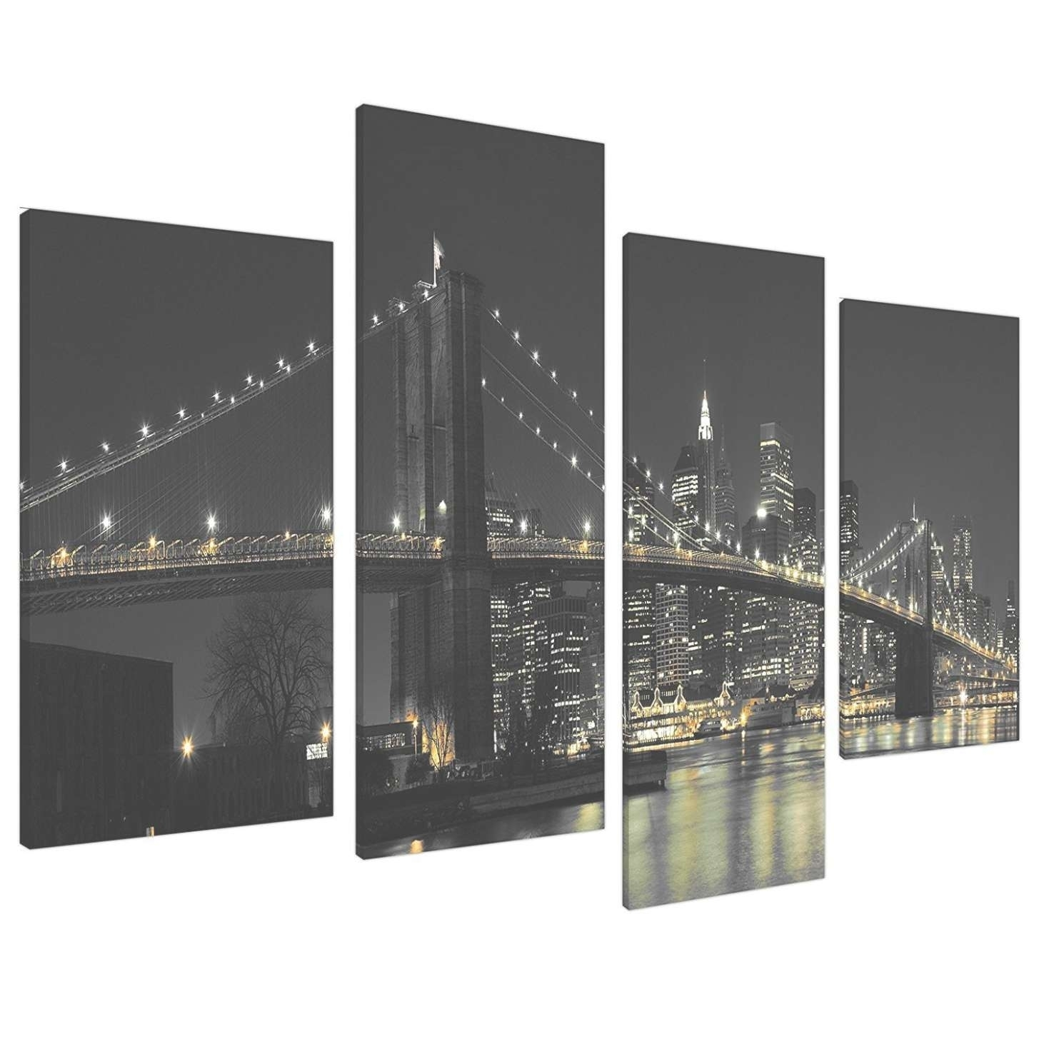 45 Ideas Of New York City Wall Art In 2018 Canvas Wall Art Of New York City (View 4 of 15)