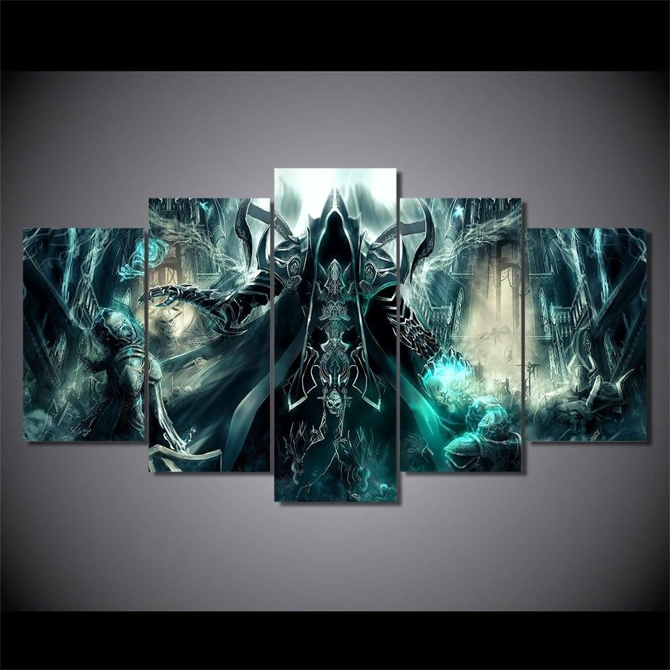 Featured Photo of Anime Canvas Wall Art