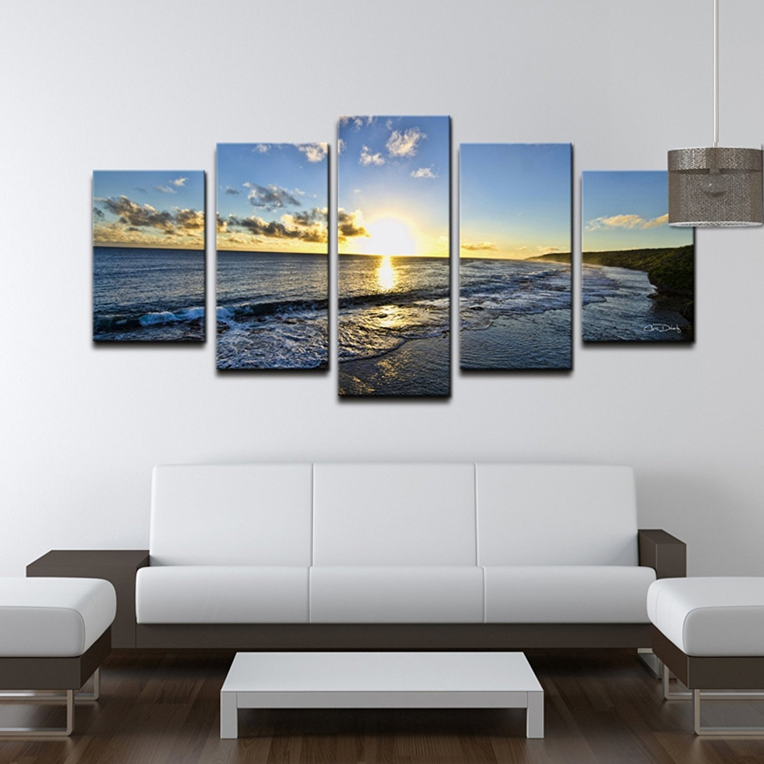 5 Piece Canvas Wall Art Sets Wayfair | Creative Ideas Regarding Current Canvas Wall Art At Wayfair (View 1 of 15)
