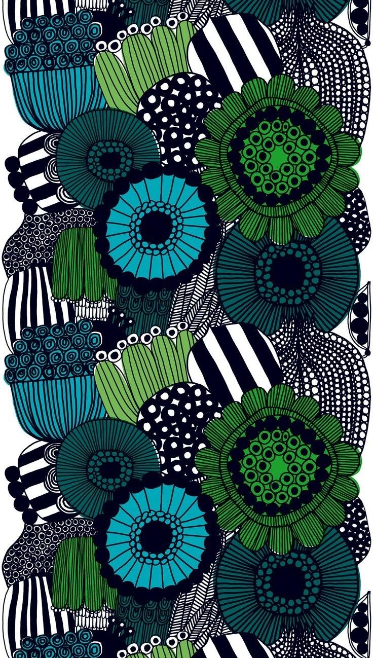 62 Best Marimekko Images On Pinterest | Marimekko Fabric, Paint For Latest Marimekko 'kevatjuhla' Fabric Wall Art (View 2 of 15)