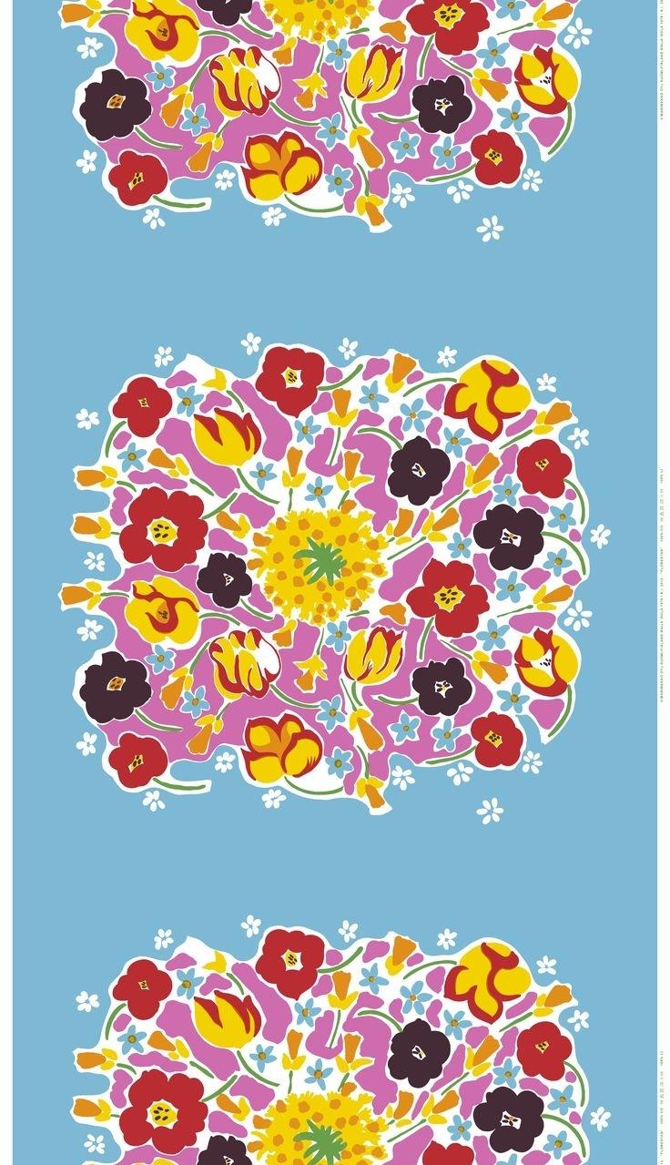 62 Best Marimekko Images On Pinterest | Marimekko Fabric, Paint Inside Most Recent Marimekko Stretched Fabric Wall Art (View 1 of 15)