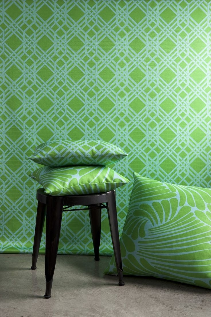 91 Best Florence Broadhurst Images On Pinterest | Florence Intended For Newest Florence Broadhurst Fabric Wall Art (View 4 of 15)
