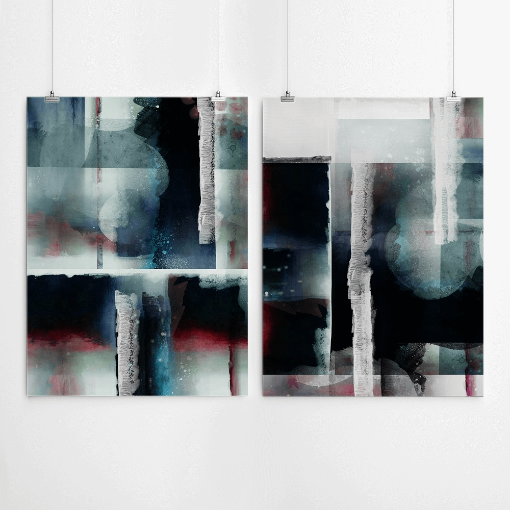 Abstract Canvas Wall Art | Artworld Art World Pertaining To Most Recent Johannesburg Canvas Wall Art (View 4 of 15)