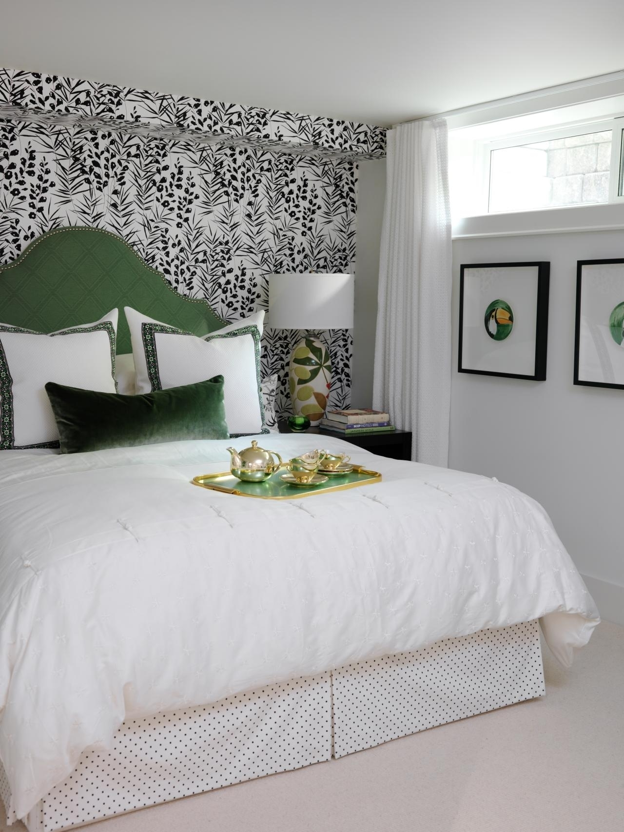 Accent Wall Bedroom Love Letter With Wondrous Wallpaper Of Room In Most Recent Wallpaper Wall Accents (View 4 of 15)