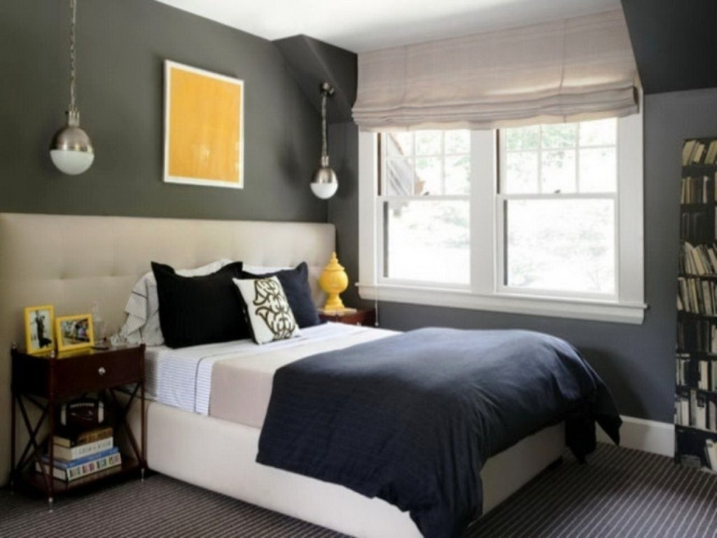 Accent Wall Ideas For Narrow Bedroom Design | Us House And Home With Most Recent Wall Accents For Narrow Room (View 2 of 15)