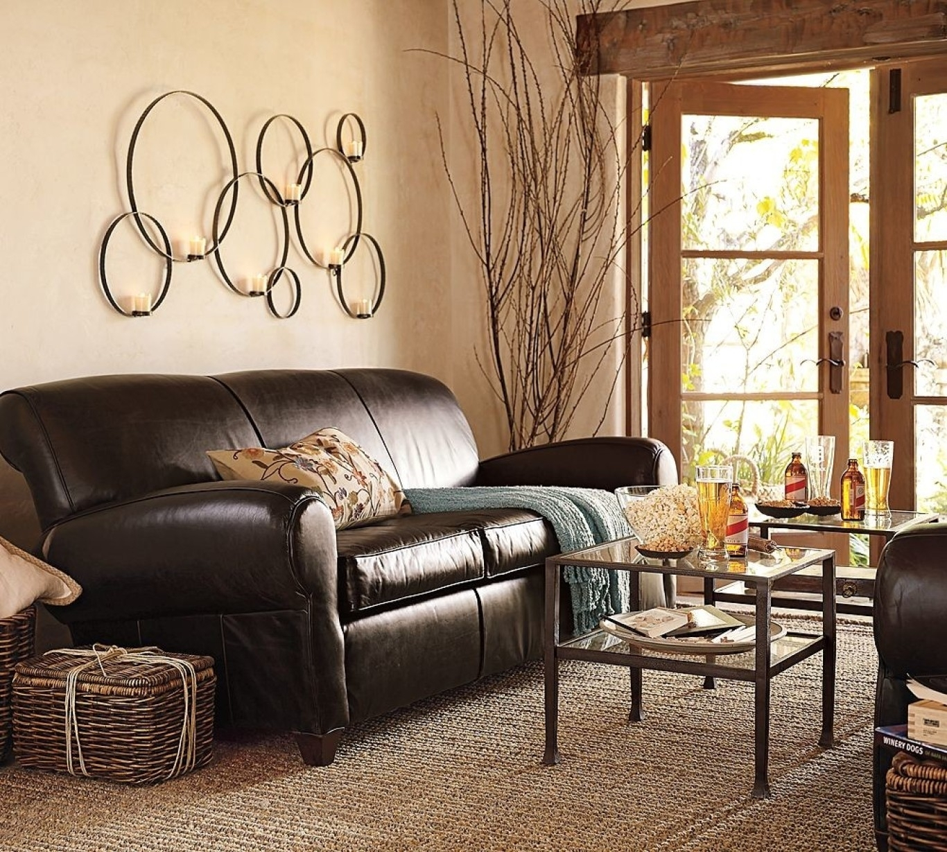 Accents For Living Room For Most Recently Released Wall Accents For Media Room (View 9 of 15)