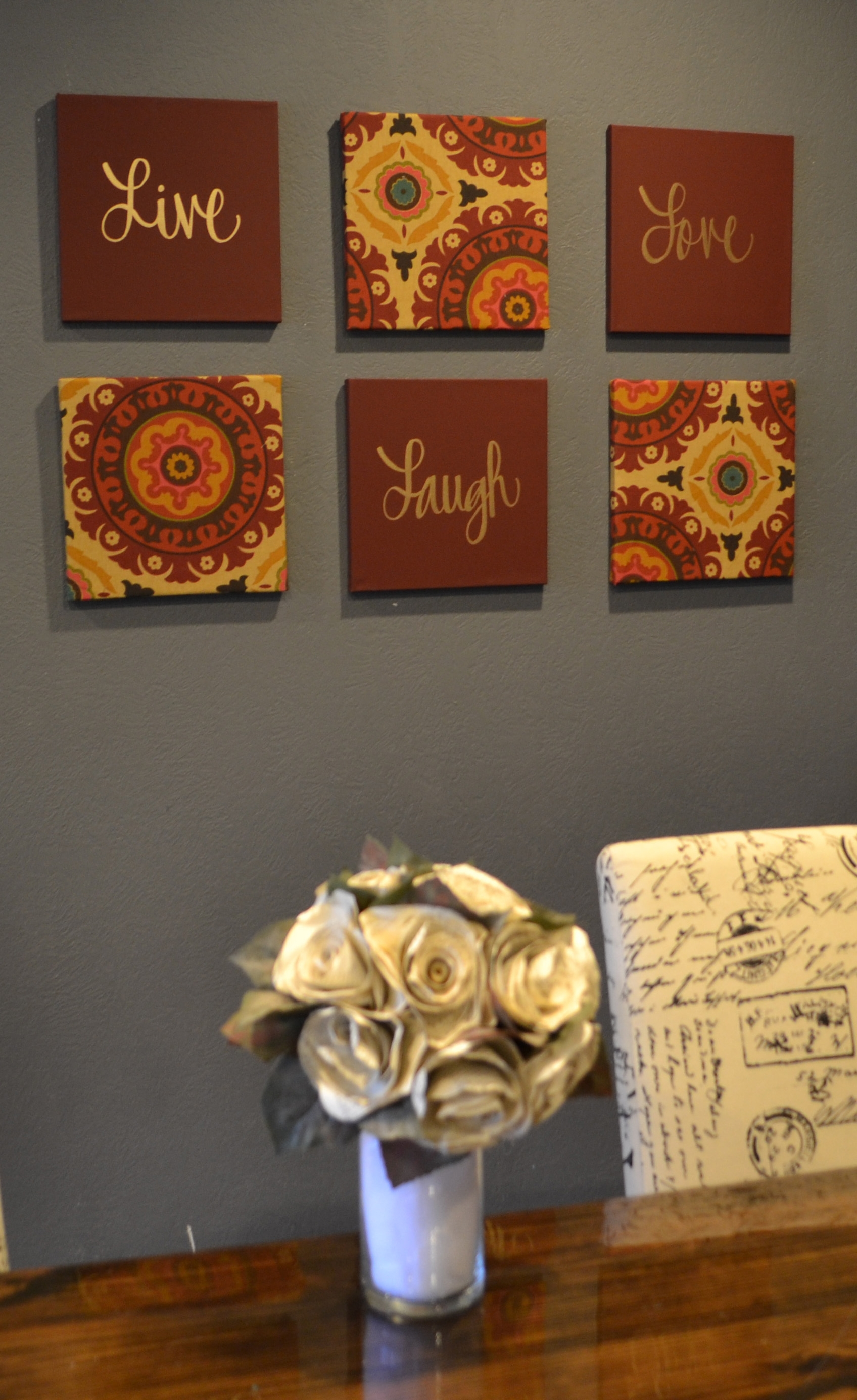 Amazing Burgundy Wall Decor Con Fine Site Inside Recent Maroon Wall Accents (View 2 of 15)