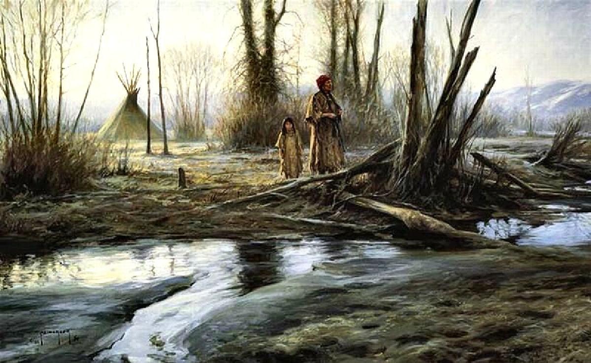 Anticipationrobert Duncan | Culture?Native American With Recent Robert Duncan Framed Art Prints (View 10 of 15)