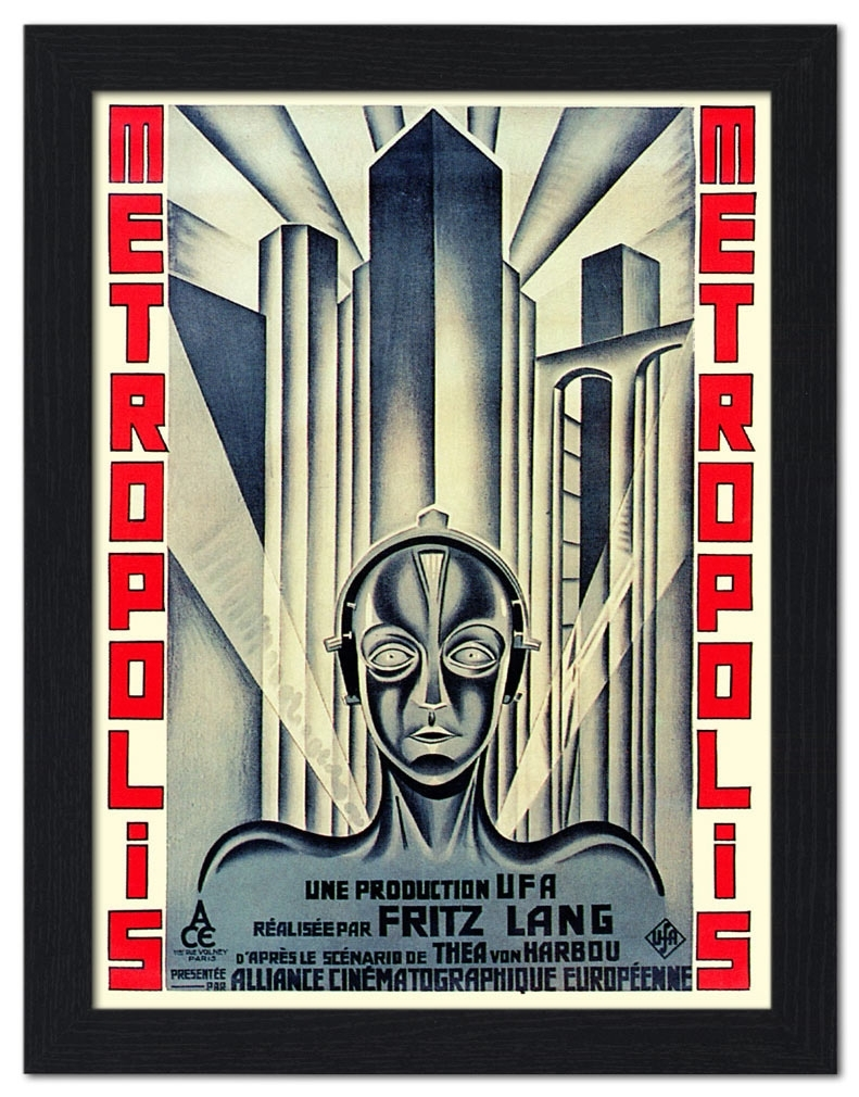 Featured Photo of Framed Art Deco Prints