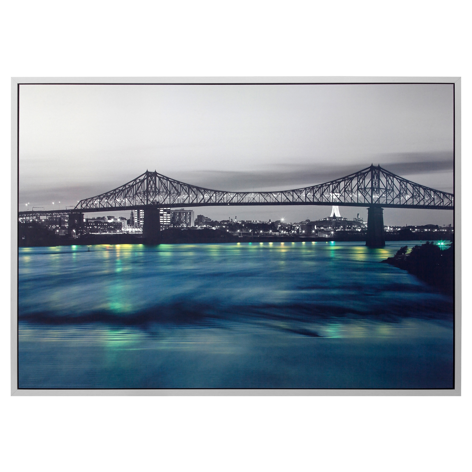 Arentorp Picture, Jacques Cartier Bridge, Montreal | Jacques Within Best And Newest Montreal Canvas Wall Art (View 12 of 15)