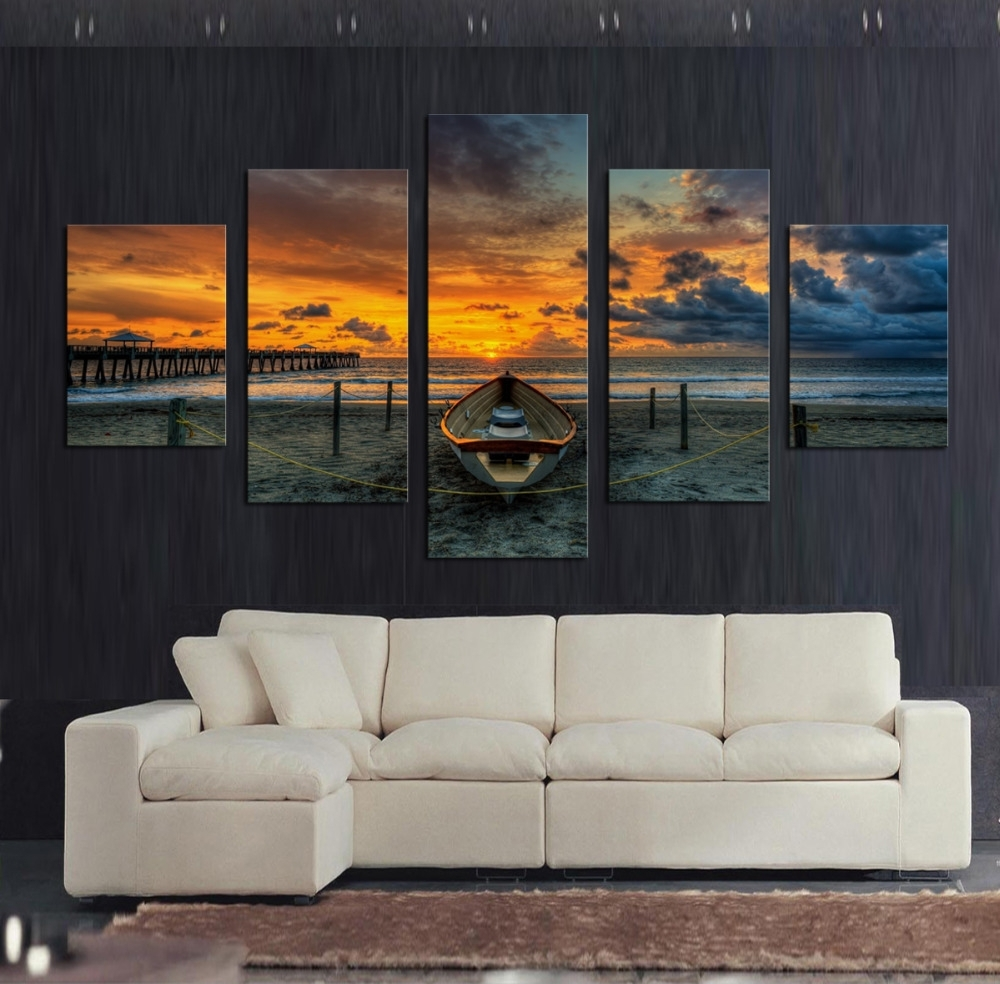 Featured Photo of Framed Canvas Art Prints