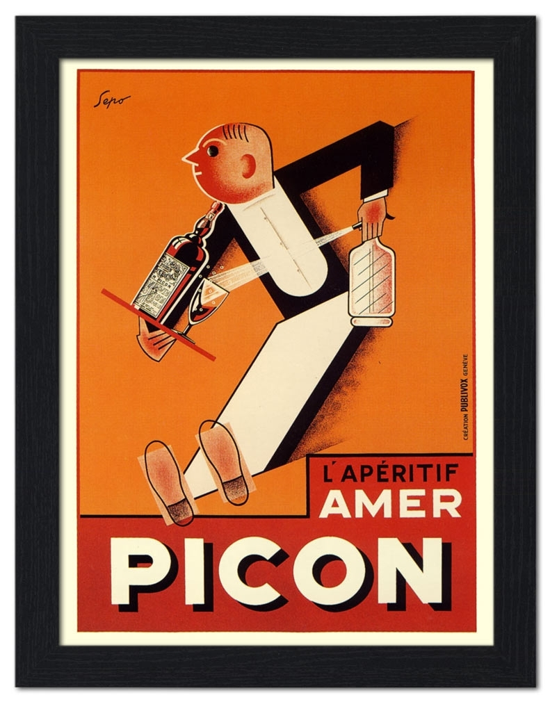 Art Deco Posters Pertaining To Most Popular Framed Art Deco Prints (View 3 of 15)