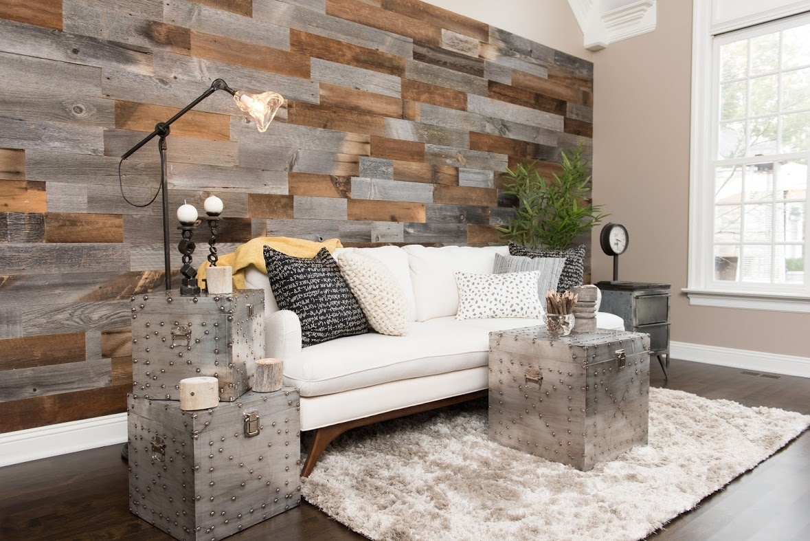 Artis Wall – Reclaimed Wood Paneling | The Baum List With Most Recently Released Wood Paneling Wall Accents (View 4 of 15)