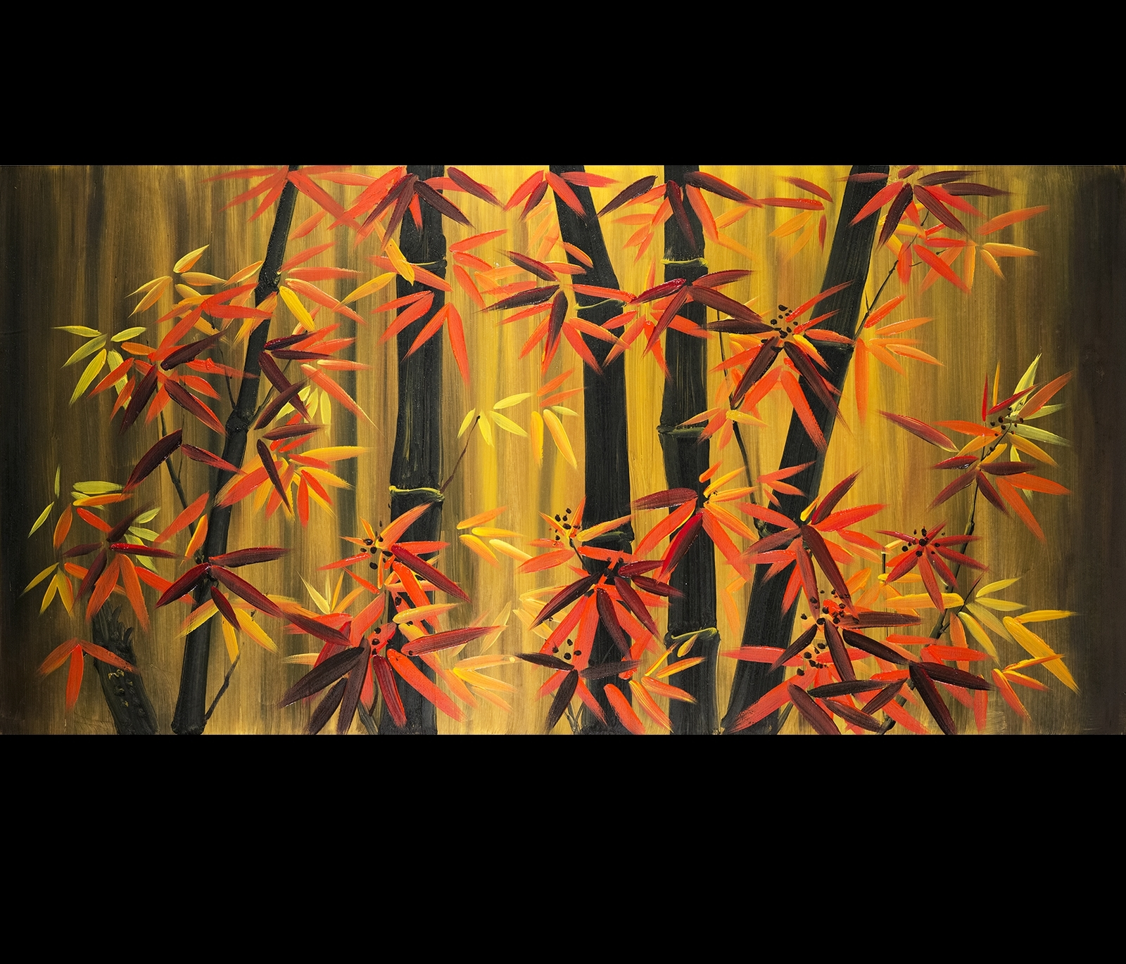 Artwork Canvas Art Fine Art Prints Wall Art Japanese Bamboo Art With Regard To Current Japanese Canvas Wall Art (Gallery 13 of 15)