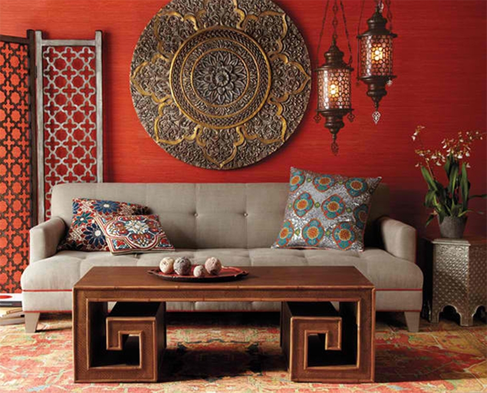 Asian Wall Decor Design Ideas | Home Furniture Intended For Most Recent Asian Wall Accents (View 2 of 15)