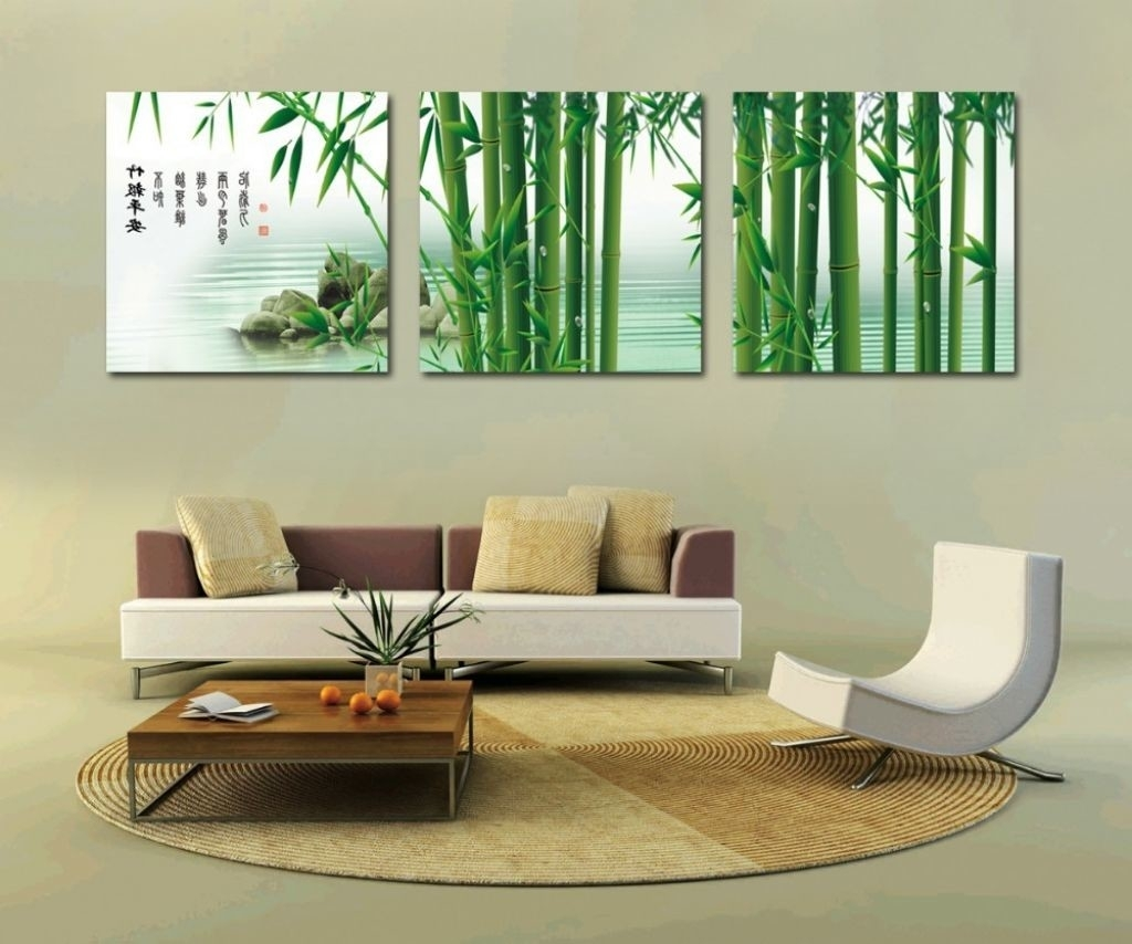 Asian Wall Decor Design Ideas | Home Furniture Regarding Most Popular Asian Wall Accents (View 7 of 15)