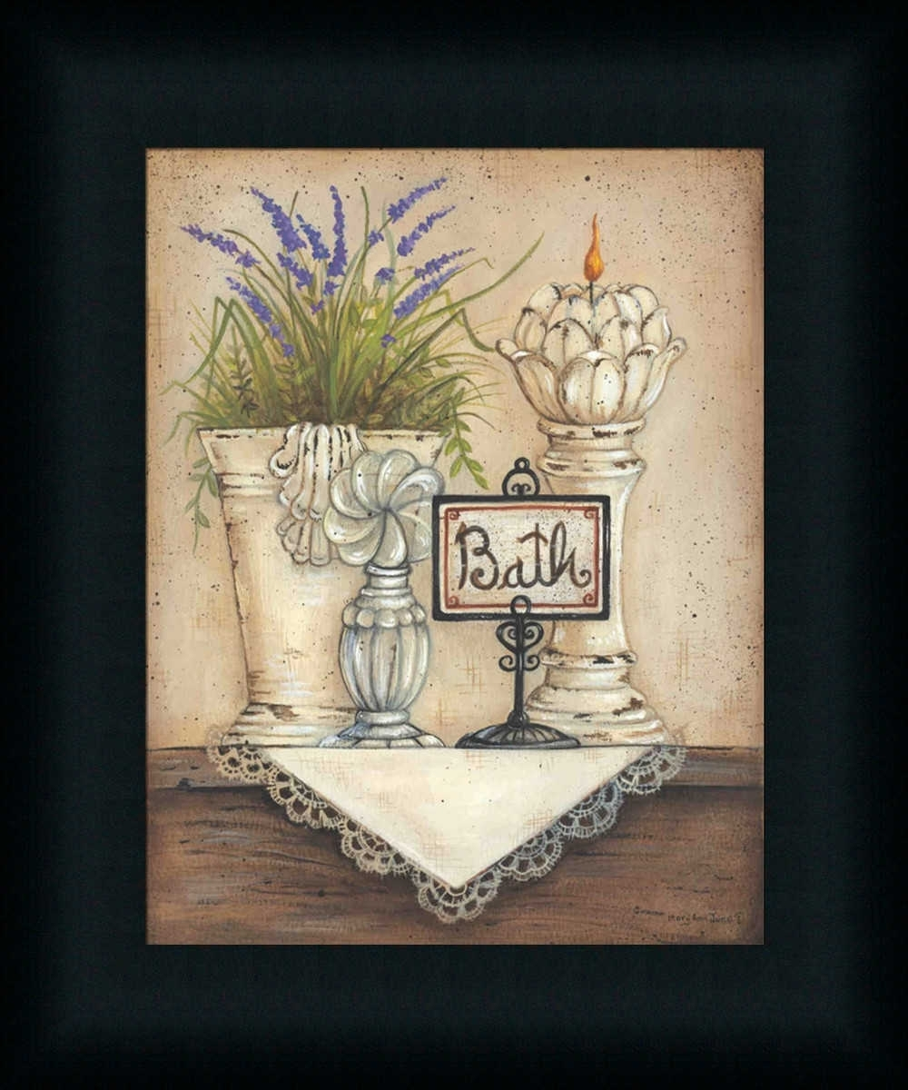 Bathmary Ann January – Art Print Framed & Unframed At Www In Current Framed Country Art Prints (View 7 of 15)