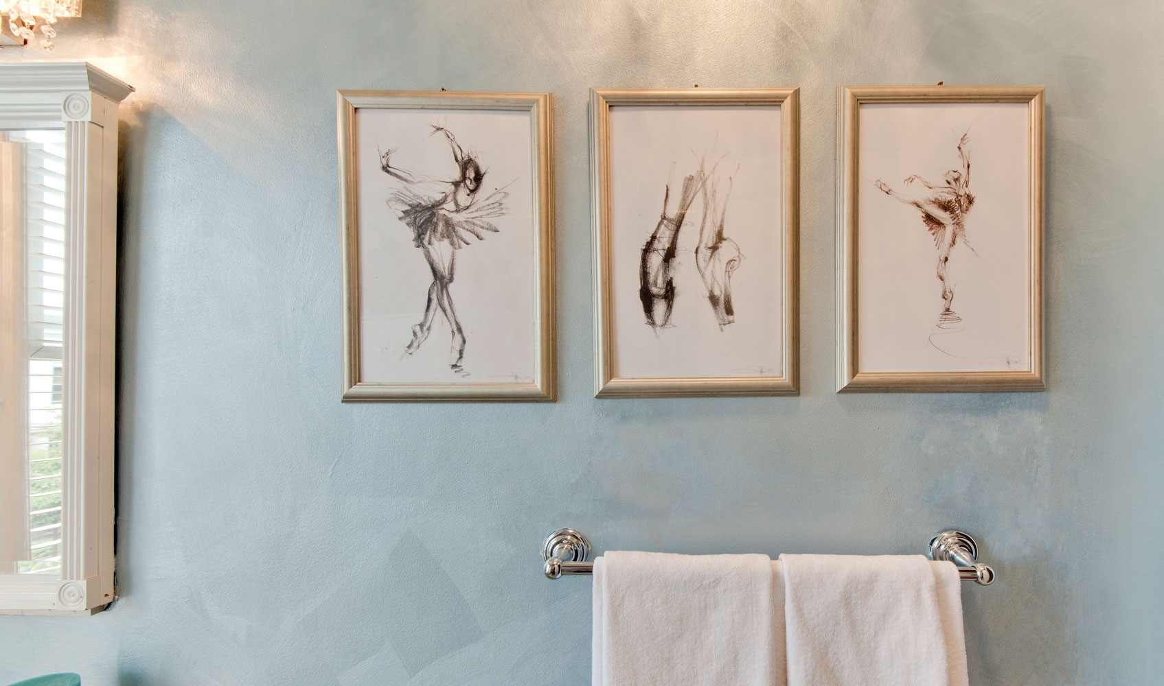 Bathroom: Bathroom Wall Decor: Easiest Way To Beautify Your Regarding Most Popular Wall Accents For Bathroom (View 5 of 15)