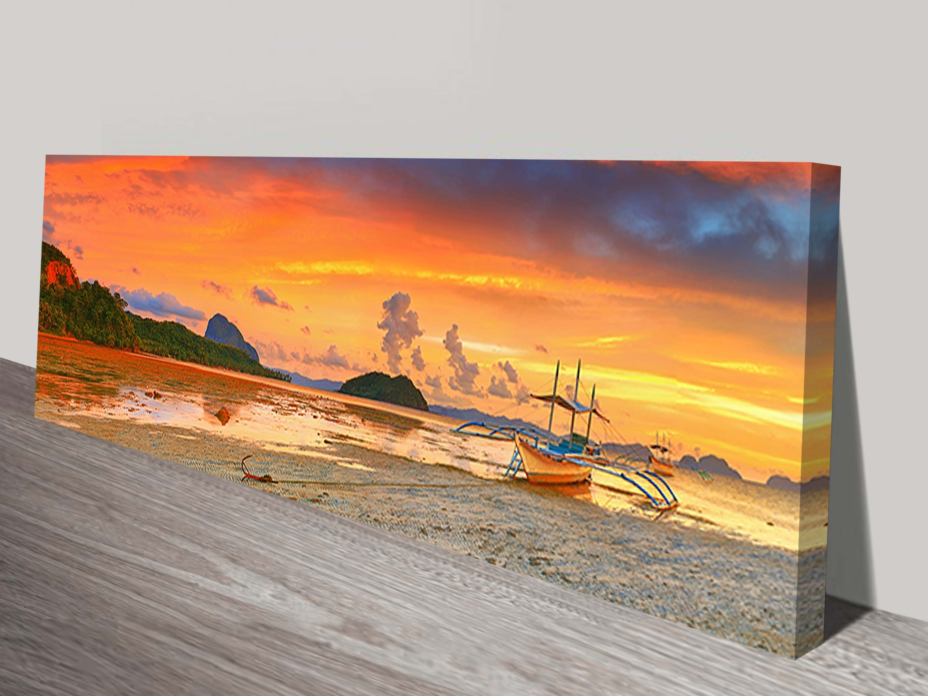 Beaches Archives – Blue Horizon Prints Intended For Latest Canvas Wall Art Of Philippines (View 6 of 15)